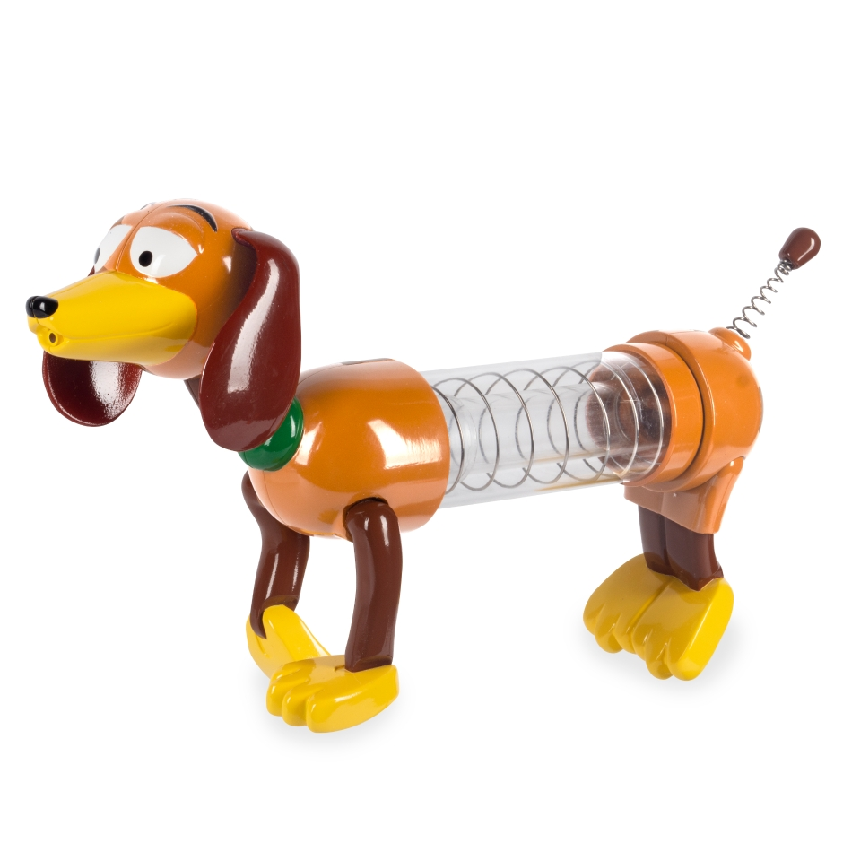 Slinky Dog Water Shooter